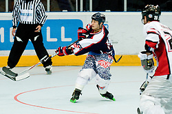 Shawn Gawrys at IIHF In-Line Hockey World Championships Top Division Semi Final match between National teams of USA and Canada on July 3, 2010, in Karlstad, Sweden. (Photo by Matic Klansek Velej / Sportida)
