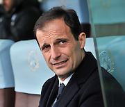 Udine, 01 febbraio 2015<br /> Serie A 2013/2014. 21^ giornata.<br /> Stadio Friuli.<br /> Udinese vs Juventus..<br /> Nella foto: l'allenatore della Juventus Massimiliano Allegri.<br /> © foto di Simone Ferraro