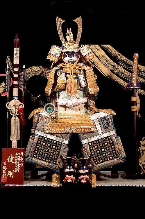 armadura de Samurai (circa 1870) / samurai armor - 2005