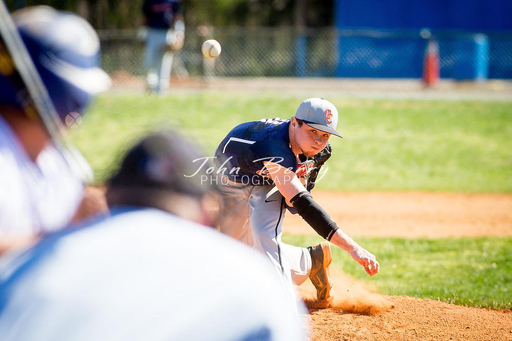 April/13/13:   MCHS Varsity Baseball vs Orange.  Madison defeats the Hornets 15-3 in 4 1/2 innings.
