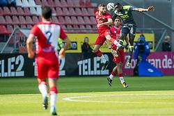 24-09-2017 NED: FC Utrecht - PSV, Utrecht<br /> Zakaria Labyad #10 of FC Utrecht, Derrick Luckassen #3 of PSV