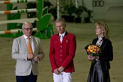 Best riders ever, Van Grunsven Anky, Lansink Jos<br /> Indoor Brabant - Den Bosch 2017<br /> © Hippo Foto - Dirk Caremans<br /> 09/03/2017