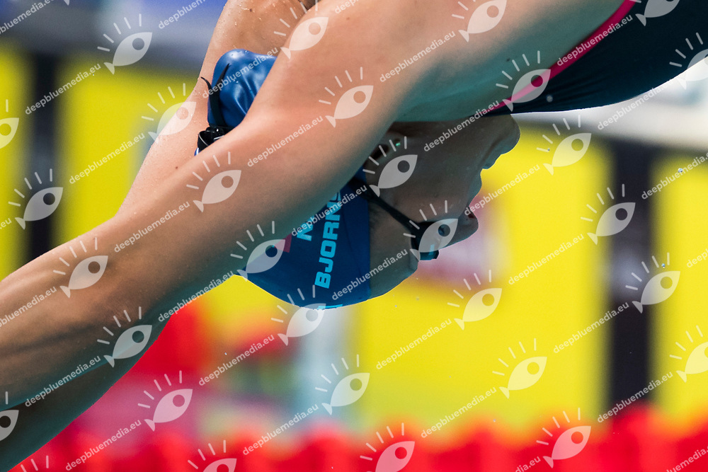 BJORNSEN Susann NOR <br /> swimming<br /> Women's 100m breaststroke heats<br /> day 16 29/07/2017 <br /> XVII FINA World Championships Aquatics<br /> Photo &copy; Giorgio Perottino/Deepbluemedia/Insidefoto