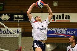 20160326 NED: Volleybal: Sliedrecht Sport - SV Dynamo 2, Sliedrecht  <br />Lucas Vermeulen