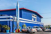 Tomorrow's Aeronautical Museum in Compton