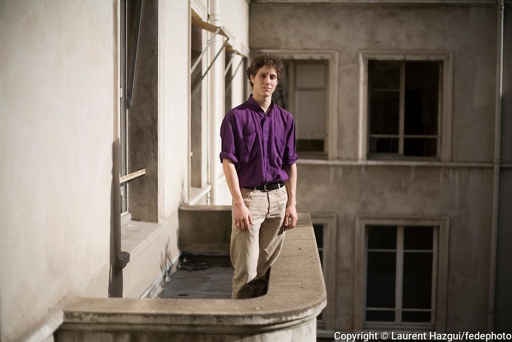 Octobre 2007. Jean-Marc, 20 ans, Master 1 de philosophie à Nanterre.