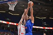 Marco Cusin<br /> Nazionale Italiana Maschile Senior<br /> Eurobasket 2017 - Group Phase<br /> Georgia - Italia<br /> FIP 2017<br /> Tel Aviv, 02/09/2017<br /> Foto Ciamillo - Castoria/ M.Longo