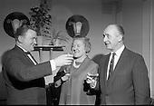 1968 - Toddie O'Sullivan Retires