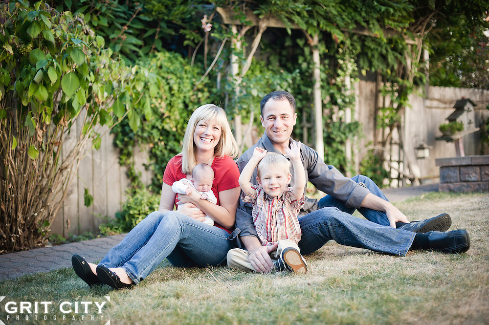 Grit City Photography | DuPont baby photographer