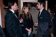 RAPHAEL SALLEY; JEMIMA KHAN, Unseen Guy Bourdin,  Exhibition of photographs curated in collaboration with Phillips de Pury & Company. The Wapping Project, Wapping Wall, London E1. 7 May 2009