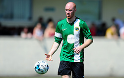 Matthew Trudgeon of SWYD United - Mandatory by-line: Dougie Allward/JMP - 08/05/2016 - FOOTBALL - Keynsham FC - Bristol, England - BAWA Sports v SWYD United - Presidents cup final