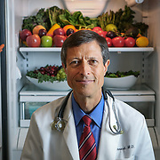 Dr. Neil Barnard, author of  Power Foods for the Brain, in Washington, D.C.