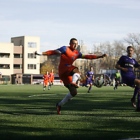 Men's Soccer: MIAC Playoff Final<br /> St. Thomas 1, Macalester 0
