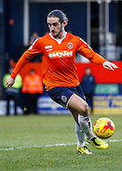 Luke Rooney of Luton Town during the Sky Bet League 2 match at Kenilworth Road, Luton<br /> Picture by David Horn/Focus Images Ltd +44 7545 970036<br /> 20/12/2014