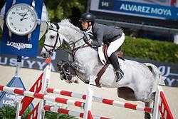 Alvarez Moya Sergio (ESP) - Carlo 273<br /> Furusiyya FEI Nations Cup Jumping Final Round 1<br /> CSIO Barcelona 2013<br /> © Dirk Caremans