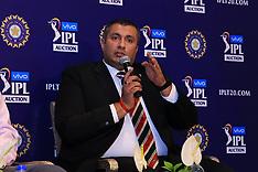 Indian Premier League 2019 Auction In Jaipur - 19 Dec 2018