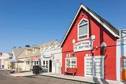 Sweet Shoppe Ice Cream Parlor at Oceanside Harbor Village