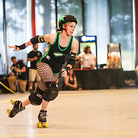 Ohio Roller Girls VS Detroit Derby Girls