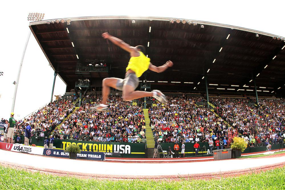 men's long jump, George Kitchens Jr