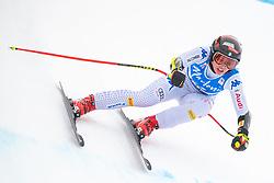 19.12.2018, Saslong, St. Christina, ITA, FIS Weltcup Ski Alpin, SuperG, Damen, im Bild Nicol Delago (ITA) // Nicol Delago of Italy in action during her run in the ladie's Super-G of FIS ski alpine world cup at the Saslong in St. Christina, Italy on 2018/12/19. EXPA Pictures © 2018, PhotoCredit: EXPA/ Johann Groder