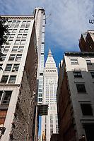 Metropolitan Life Insurance Company Tower in New York City October 2008