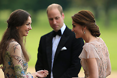 Marchioness of Cholmondeley FILE - 17 June 2019