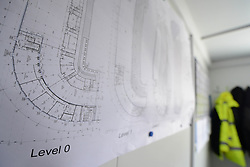 Plans for Ashton Gate redevelopment - Photo mandatory by-line: Dougie Allward/JMP - Mobile: 07966 386802 - 21/03/2015 - SPORT - Football - Bristol - Ashton Gate Stadium - Bristol Academy v FFC Frankfurt - UEFA Women's Champions League - Quarter Final - First Leg