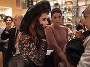 PALOMA FAITH; GEMMA ARTERTON, Louis Vuitton openingof New Bond Street Maison. London. 25 May 2010. -DO NOT ARCHIVE-© Copyright Photograph by Dafydd Jones. 248 Clapham Rd. London SW9 0PZ. Tel 0207 820 0771. www.dafjones.com.