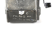 """BOSTON, MA – (October 28, 14) <br /> <br /> The First Hasselblad Camera used in Space up for sale, Camera that captured the first glorious instantly recognizable images of Earth<br /> <br /> The first Hasselblad camera body and Zeiss lens carried into orbit by Wally Schirra on Mercury-Atlas 8, and attested to by Gordon Cooper as being used during Mercury-Atlas 9 will be auctioned by Boston, MA based RR Auction in November.<br /> <br /> Wally Schirra identified the Hasselblad as his equipment of choice—held in highest regard by photographers for its superior engineering, craftsmanship, and top-of-the-line quality.<br /> <br /> Schirra reportedly purchased the Hasselblad 500c camera at a Houston photo supply shop in 1962, and brought it back to NASA for mission use preparation.<br /> <br /> """"It was not until astronaut Wally Schirra—a known camera enthusiast—naturally sought the finest camera available at the time to accompany him on his MA-8 mission that NASA's photographic identity began to take shape,"""" says Bobby Livingston, Executive VP at RR Auction.<br /> <br /> The modifications that were made by the United States Air Force camera laboratory in conjunction with Wally Schirra and fellow astronaut Gordon Cooper included the installation of a 100-exposure film container, an aiming device mounted on the side, and modification of the camera surface, plus the original metal facing was repainted black to minimize reflections.<br /> <br /> Following the camera's initial success with Schirra on MA-8, Cooper used a Hasselblad—along with the same Zeiss lens on the next Mercury mission, MA-9.<br /> <br /> Accompanied by two signed letters from Gordon Cooper attesting to the camera's authenticity.<br /> <br /> A special live auction of the First Hasselblad Camera used in Space is scheduled to take place on November 13, 2014 at 3:00 pm ET, at RR Auction's Boston Gallery.<br /> ©RR Auction/Exclusivepix"""