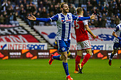 Wigan Athletic v Fleetwood Town 091217