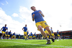Luke Russe of Bristol Rovers warms up.  - Mandatory by-line: Alex James/JMP - 15/09/2018 - FOOTBALL - Kenilworth Road - Luton, England - Luton Town v Bristol Rovers - Sky Bet League One