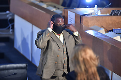 South Africa - Johannesburg - 27 July 2020 -Former minister of policeNathi Nhlekoappeared before thestate capturecommission ofinquiry held in Braamfontein, Gauteng.Picture: Itumeleng English/African News Agency(ANA)