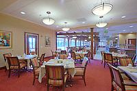 Broadmead SR. Living Center Dining Facility Interior Image