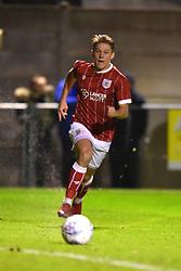 Jake Andrews of Bristol City - Mandatory by-line: Paul Knight/JMP - 16/11/2017 - FOOTBALL - Woodspring Stadium - Weston-super-Mare, England - Bristol City U23 v Bristol Rovers U23 - Central League Cup