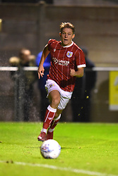 Jake Andrews of Bristol City - Mandatory by-line: Paul Knight/JMP - 16/11/2017 - FOOTBALL - Woodspring Stadium - Weston-super-Mare, England - Bristol City U23 v Bristol Rovers U23 - Central League Cup