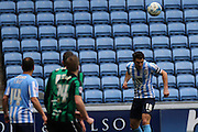 Coventry City Defender Sam Ricketts during the Sky Bet League 1 match between Coventry City and Rochdale at the Ricoh Arena, Coventry, England on 5 March 2016. Photo by Chris Wynne.