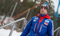 04.01.2015, Bergisel Schanze, Innsbruck, AUT, FIS Ski Sprung Weltcup, 63. Vierschanzentournee, Innsbruck, Probesprung, im Bild Trainer Alexander Stöckl (NOR) // Headcoach Alexander Stöckl of Norway after the Trial Jump for the 63rd Four Hills Tournament of FIS Ski Jumping World Cup at the Bergisel Schanze in Innsbruck, Austria on 2015/01/04. EXPA Pictures © 2015, PhotoCredit: EXPA/ JFK