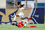 FIU Women's Soccer vs Arizona (Aug 23 2013)