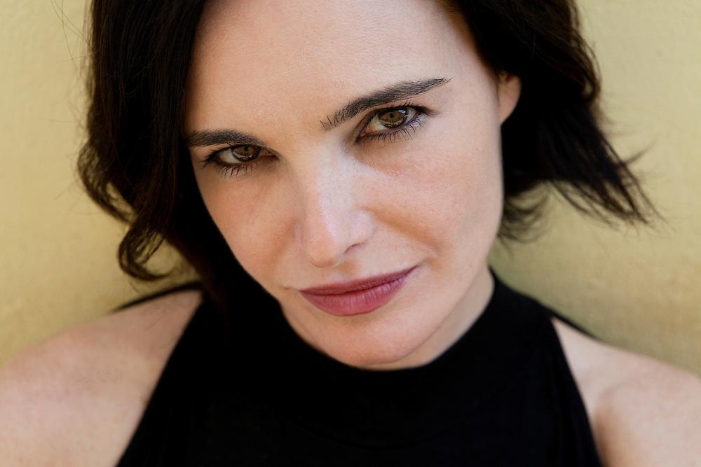 Italy, May 10, 2012. Stefania Palmisano, Italian actress.