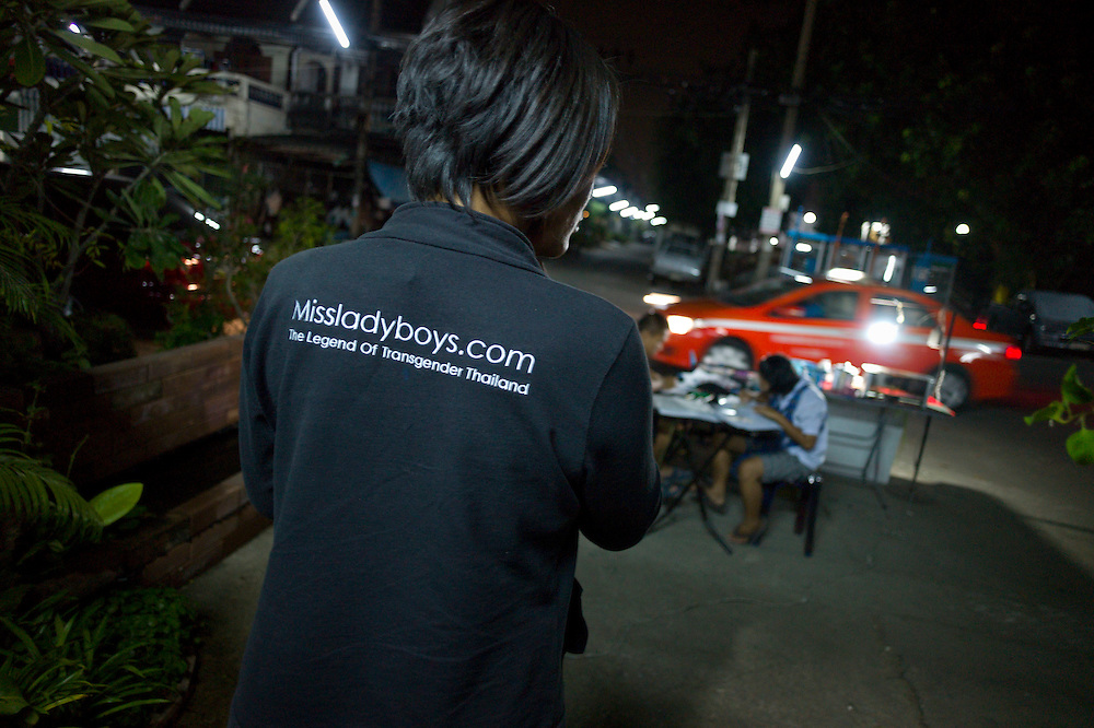 www.missladyboys.com is a website which is the intersection between all Ladyboys from Thailand and around the world. Off Naomi (Russada) is the webmaster of the site with her assistant Carima..The project's main purpose is to enable Ladyboys have news, advice on such and such things (Surgery, psychologist, career ...)