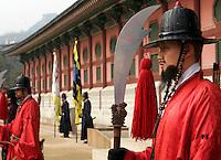 Gyeonbokgung Palace, Seoul, Korea. 2007