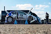 Brian Madsen Peugeot 206 WRC Test