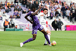 May 5, 2019 - Toulouse, FRANCE - 08 CLEMENT GRENIER  (Credit Image: © Panoramic via ZUMA Press)