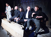 East <br /> By Steven Berkoff <br /> At the King's Head Theatre, London, Great Britain <br /> Press photocall<br /> 10th January 2018 <br /> <br /> <br /> <br /> <br /> <br />  <br /> Debra Penny as Mum <br /> Russell Barnett as Dad <br /> Boadicea Ricketts as Sylv<br /> James Craze as Mike <br /> Jack Condon as Les <br /> <br /> <br /> Debut performance was at The King's Head in 1975 <br /> Directed by Jessica Lazar <br /> <br /> <br /> <br /> <br /> <br /> Photograph by Elliott Franks