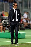 13.08.2017 - Roma - Supercoppa Italiana  -  Juventus-Lazio nella  foto: Massimiliano Allegri