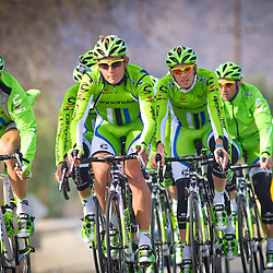 2014 Cannondale Pro Cycling Team Launch and Team Camp