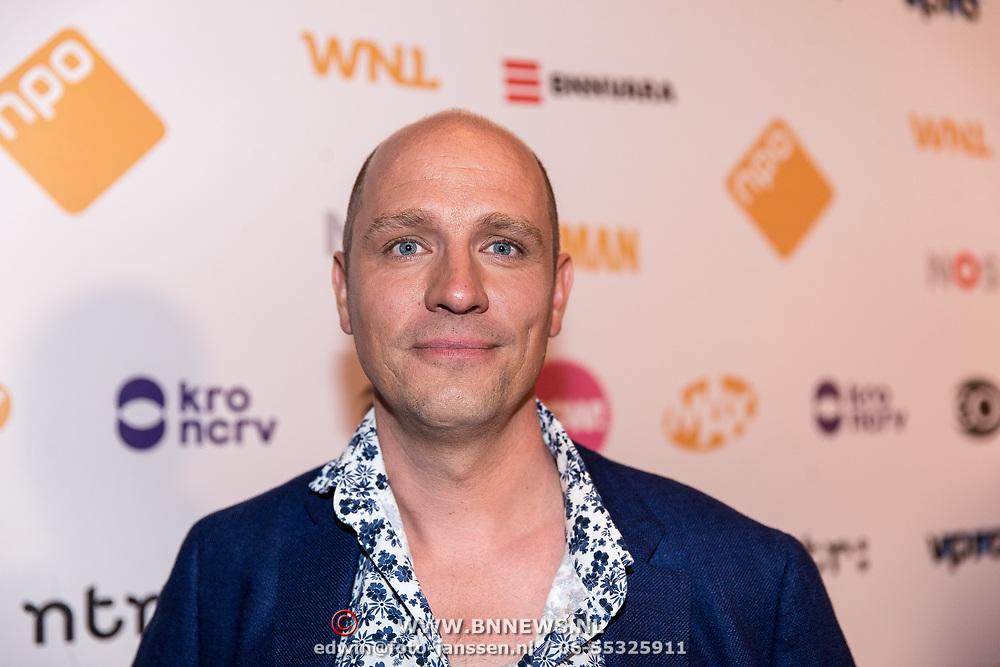 NLD/Hilversum//20170828 - NPO Seizoensopening 2017/2018, Jelle Brandt Corstius