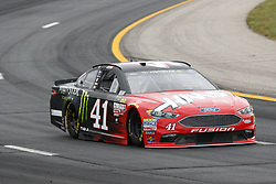 July 14, 2017 - Loudon, NH, United States of America - July 14, 2017 - Loudon, NH, USA: Kurt Busch (41) hangs out in the garage during practice for the Overton's 301 at New Hampshire Motor Speedway in Loudon, NH. (Credit Image: © Justin R. Noe Asp Inc/ASP via ZUMA Wire)
