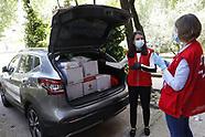 051120 Queen Letizia visit Red Cross Facilities