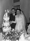 1 - 1952 Breheny Wedding, Rathmines